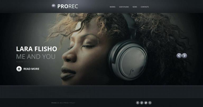 build-music-artist-website